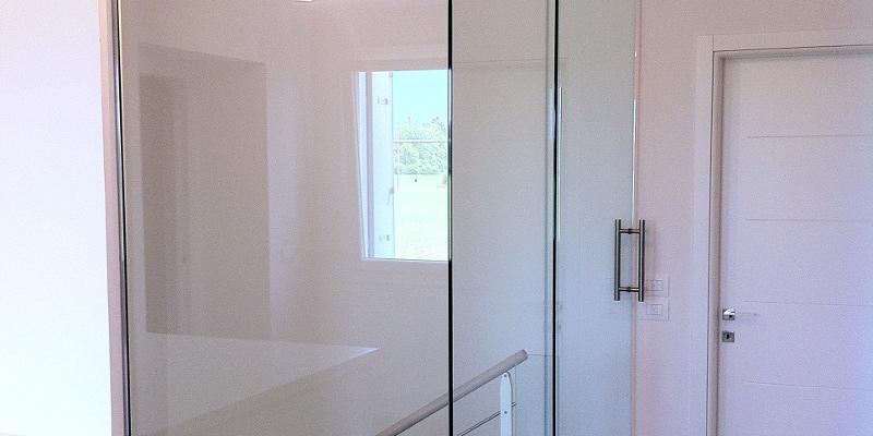 Porte, pareti e box doccia